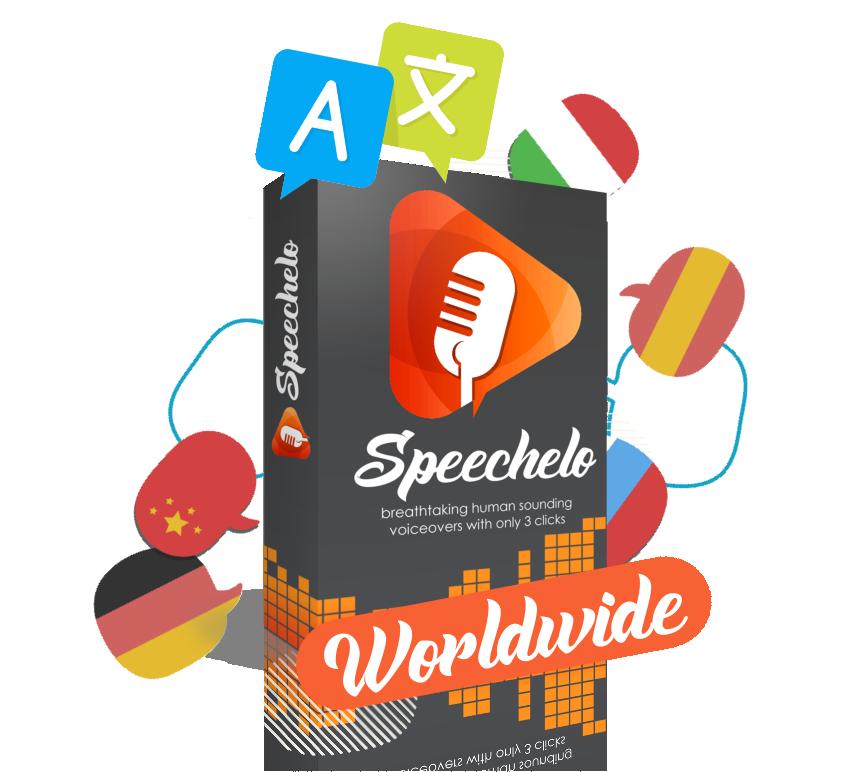 Speechelo Worldwide